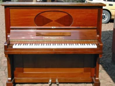 Nortan Piano Removals