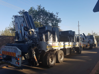 Motshwane's Machine Moving & Rigging CC